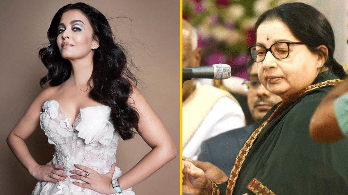 When Jayalalithaa Thought Aishwarya Rai Should Play Her in a Biopic