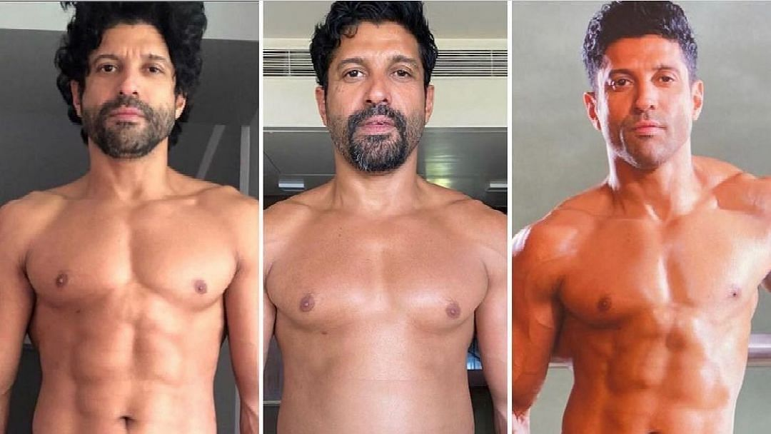 Farhan Akhtar Shares the Many 'Shapes & Sizes' of Aziz From 'Toofaan'