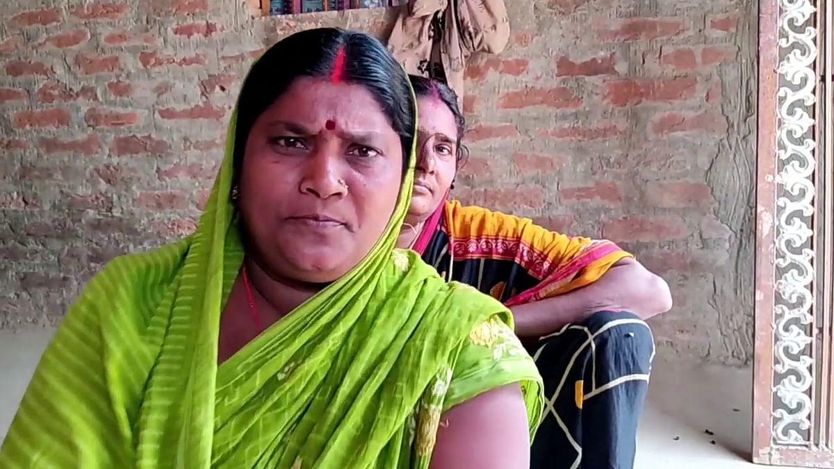 """<div class=""""paragraphs""""><p>Poonam Devi had refused to get vaccinated.&nbsp;</p></div>"""