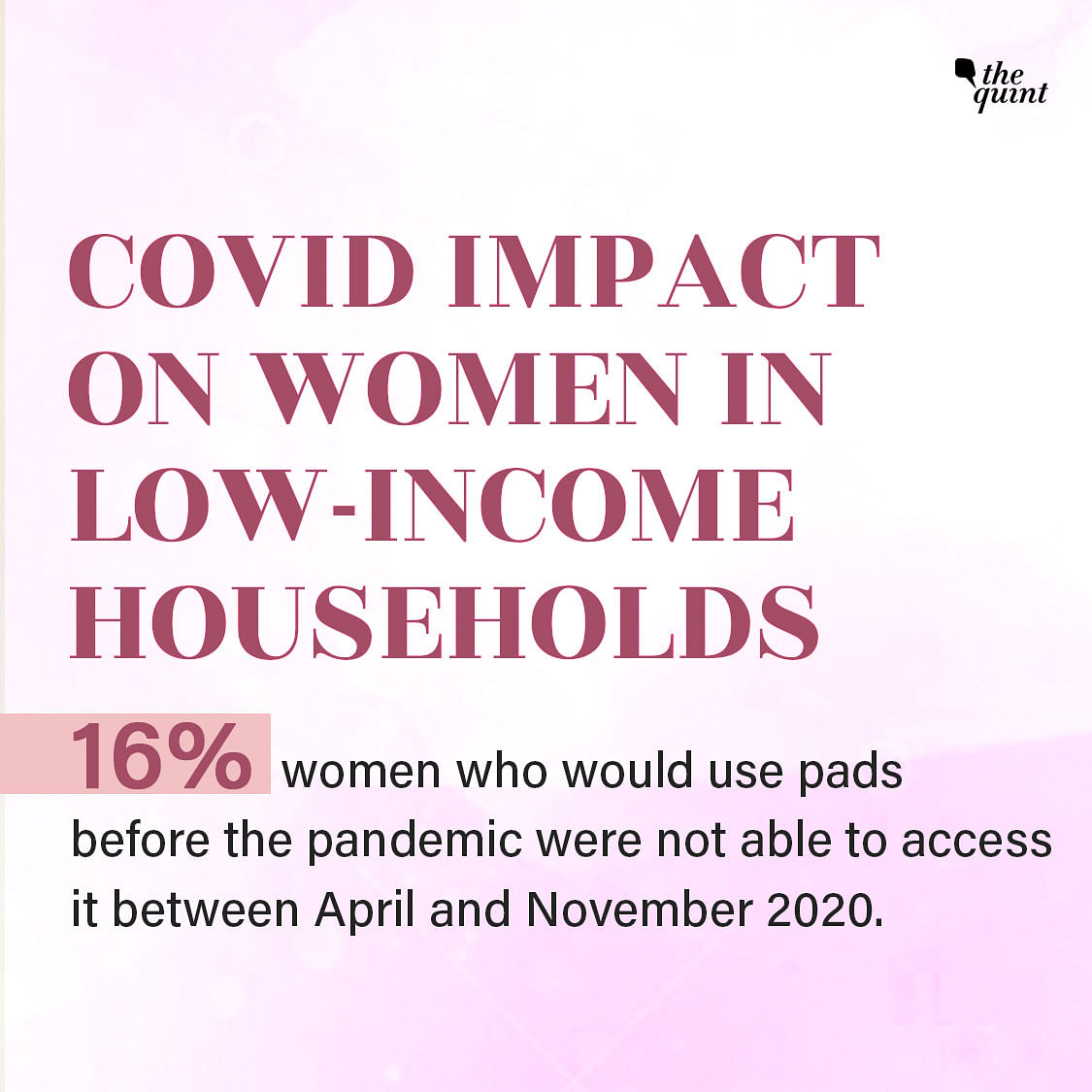 COVID Forced Women From Low-Income Houses Cut Back on Food Intake: Survey