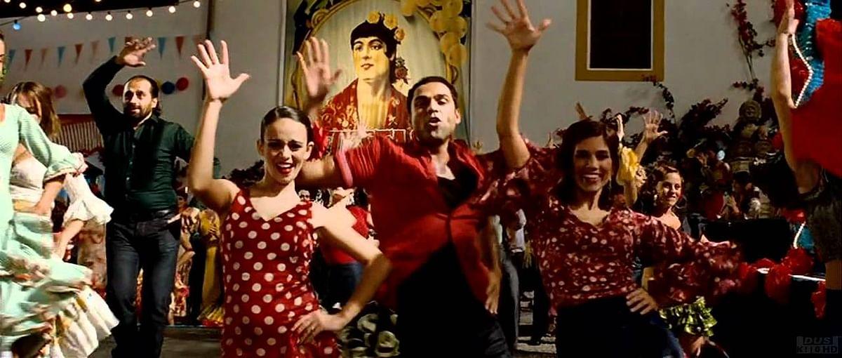 "<div class=""paragraphs""><p>Abhay Deol in the song 'Senorita'.</p></div>"