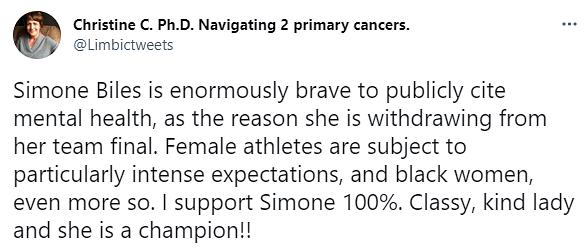 'Simone Biles Already Won': How American Gymnast's Move Resonated With Women
