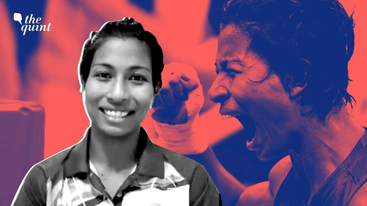 """<div class=""""paragraphs""""><p>Lovlina Borgohain speaks after winning her quarter-final bout and ensuring herself of a medal at the 2020 Tokyo Olympics.</p></div>"""