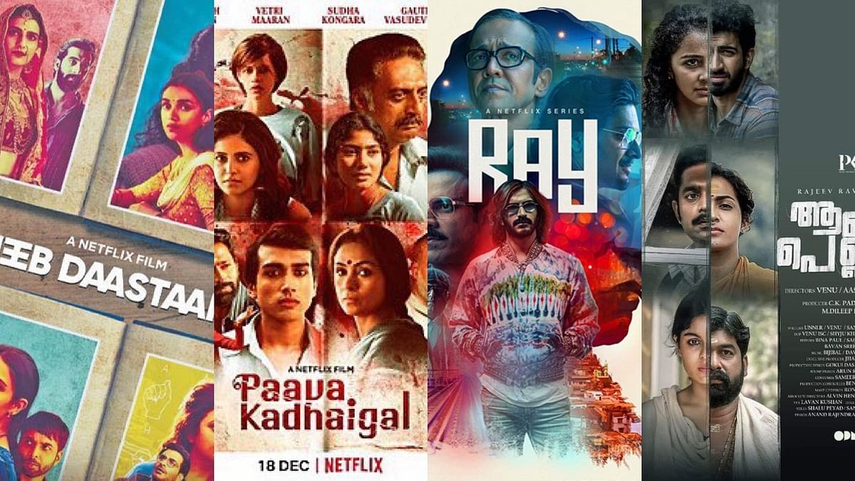 'Bombay Talkies' to 'Ray': The Revival and Burnout of Anthologies