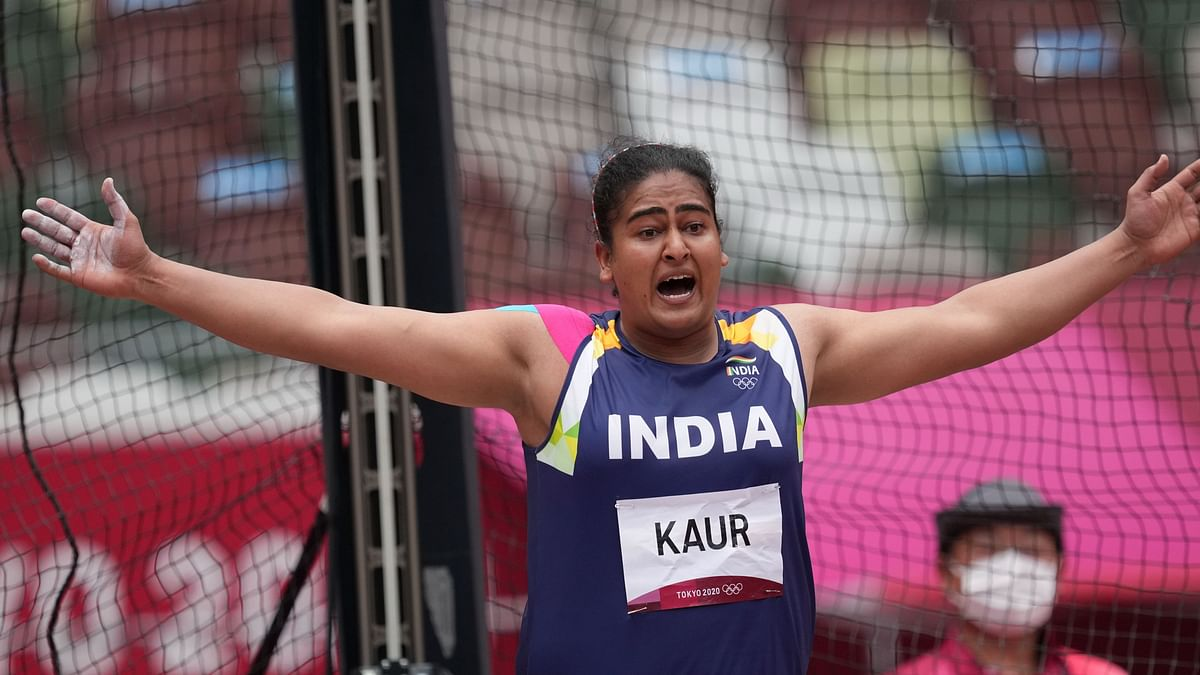 "<div class=""paragraphs""><p>Kamalpreet Kaur will compete in the final on 2 August</p></div>"