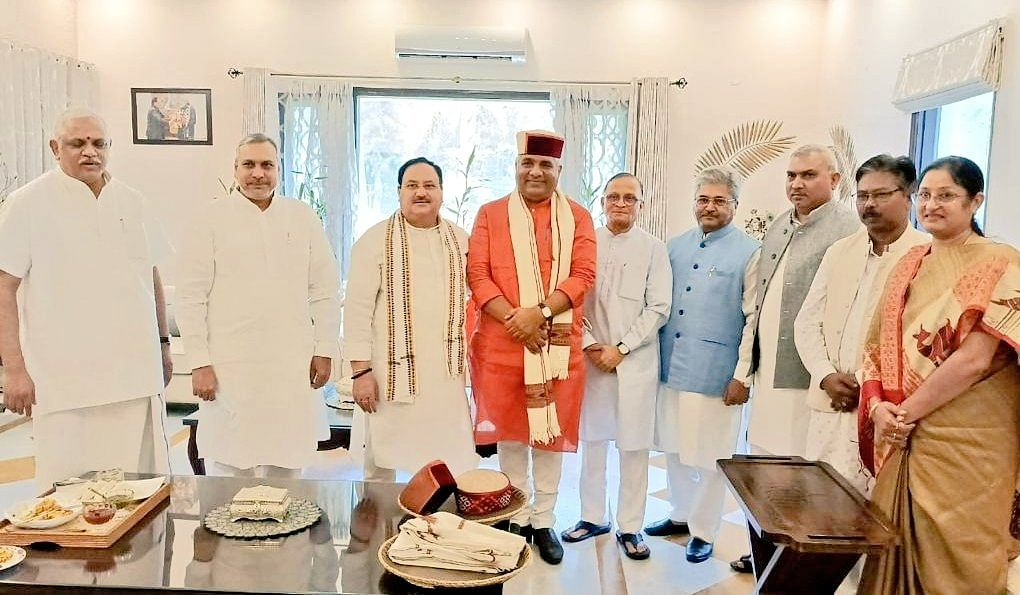 BJP's 'Committee Man' Bhupender Yadav Awarded with Cabinet Post