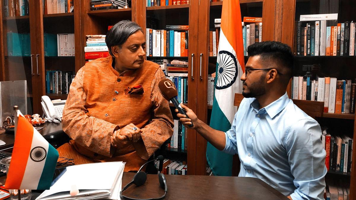 Pegasus Snoopgate: Shashi Tharoor Calls for Independent Probe