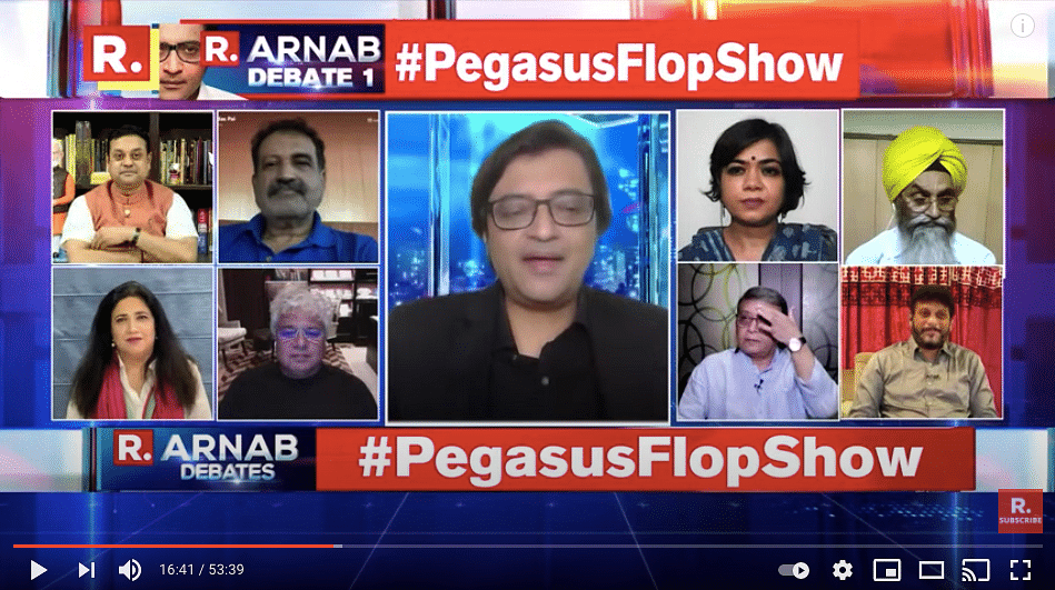 Pegasus Row: How Did Indian Newspapers & TV Channels Cover the Snoopgate?