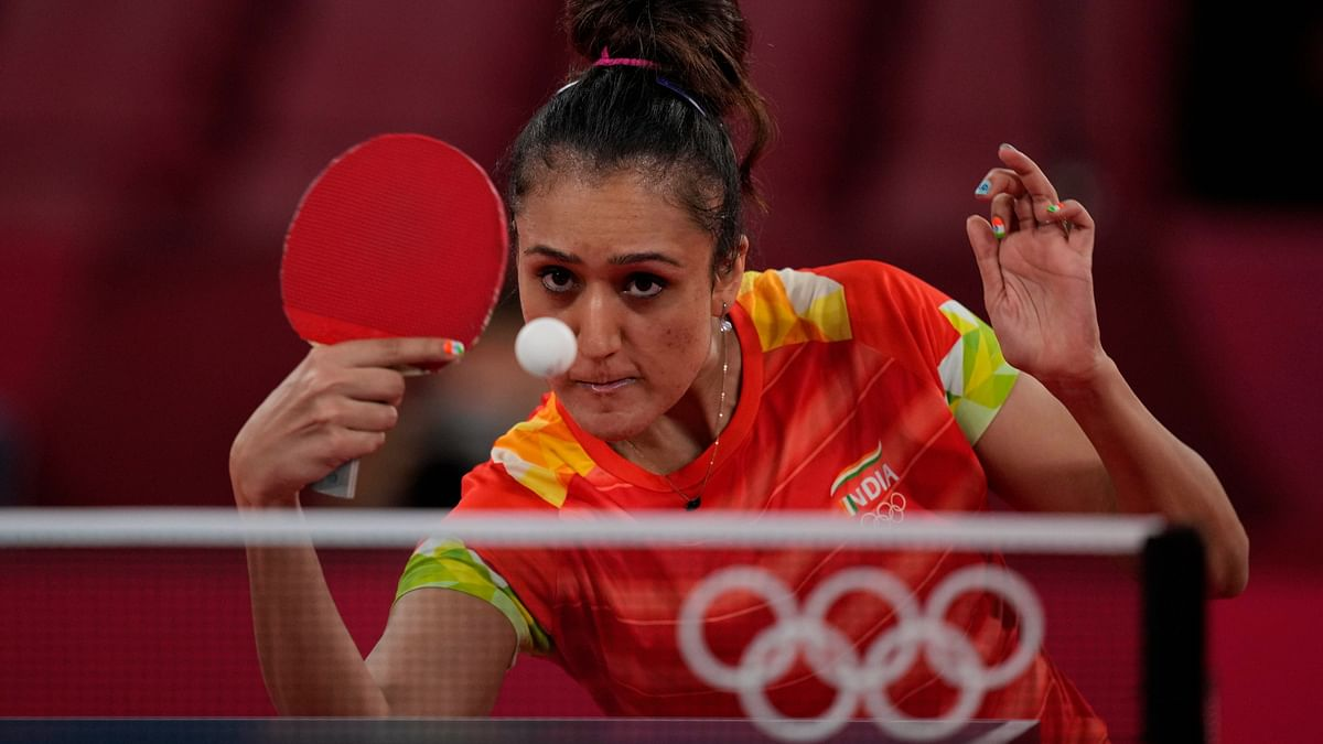 Manika Batra Through to 2nd Round in Singles at 2020 Tokyo Olympics