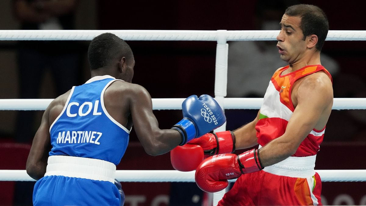 Tokyo Olympics: World Number 1 Amit Panghal Knocked Out in Opening Bout