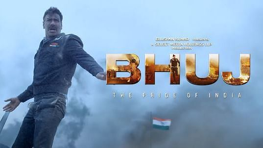 bhuj the pride of india trailer
