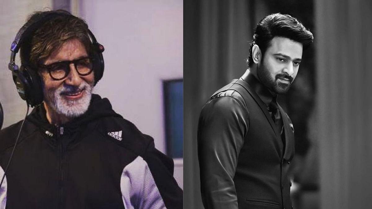 Big B Starts Shoot For Nag Ashwin Film; Prabhas Claps His First Shot