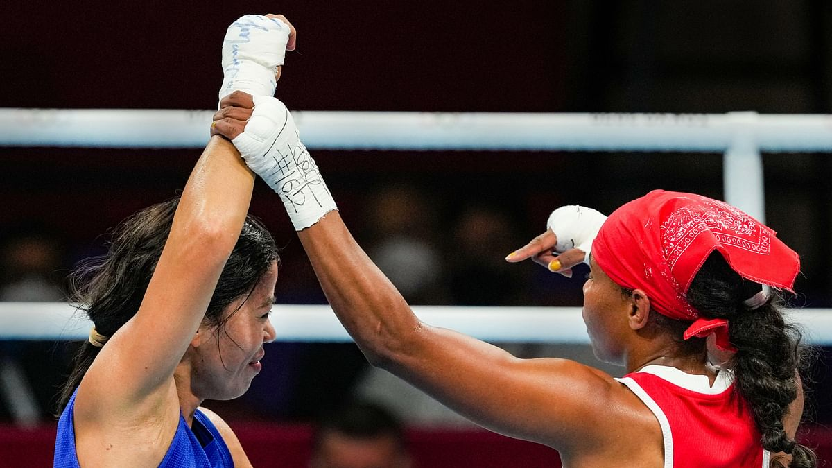Was Asked To Change Dress a Minute Before Bout: Mary Kom