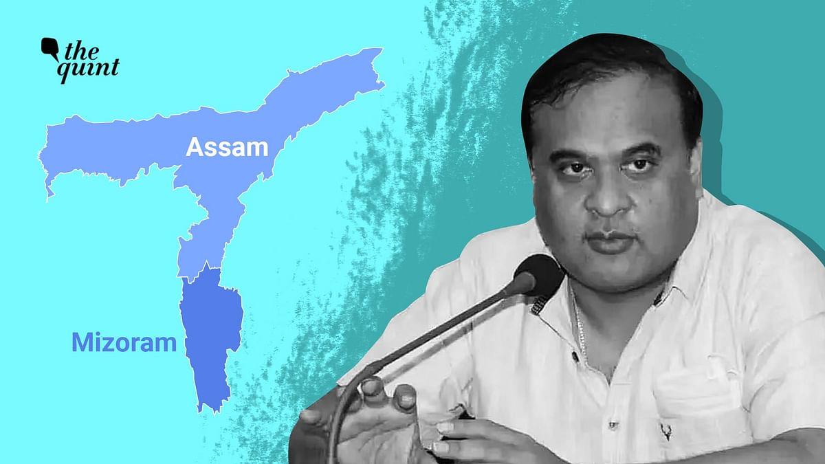 "<div class=""paragraphs""><p>Assam CM Himanta Biswa Sarma has raised the pitch in Assam's border dispute with Mizoram</p></div>"