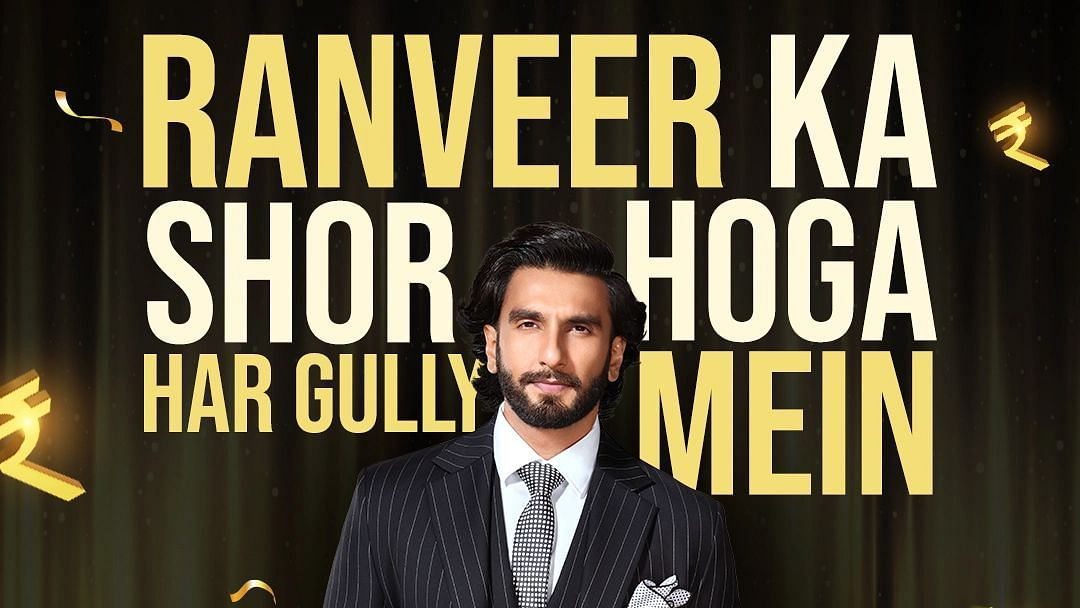 Ranveer Singh Set to Make his TV Debut with Colors' Quiz Show The Big Picture