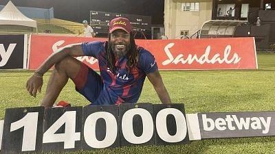Plenty Left in the Tank: Gayle After 14,000 T20 Runs Landmark