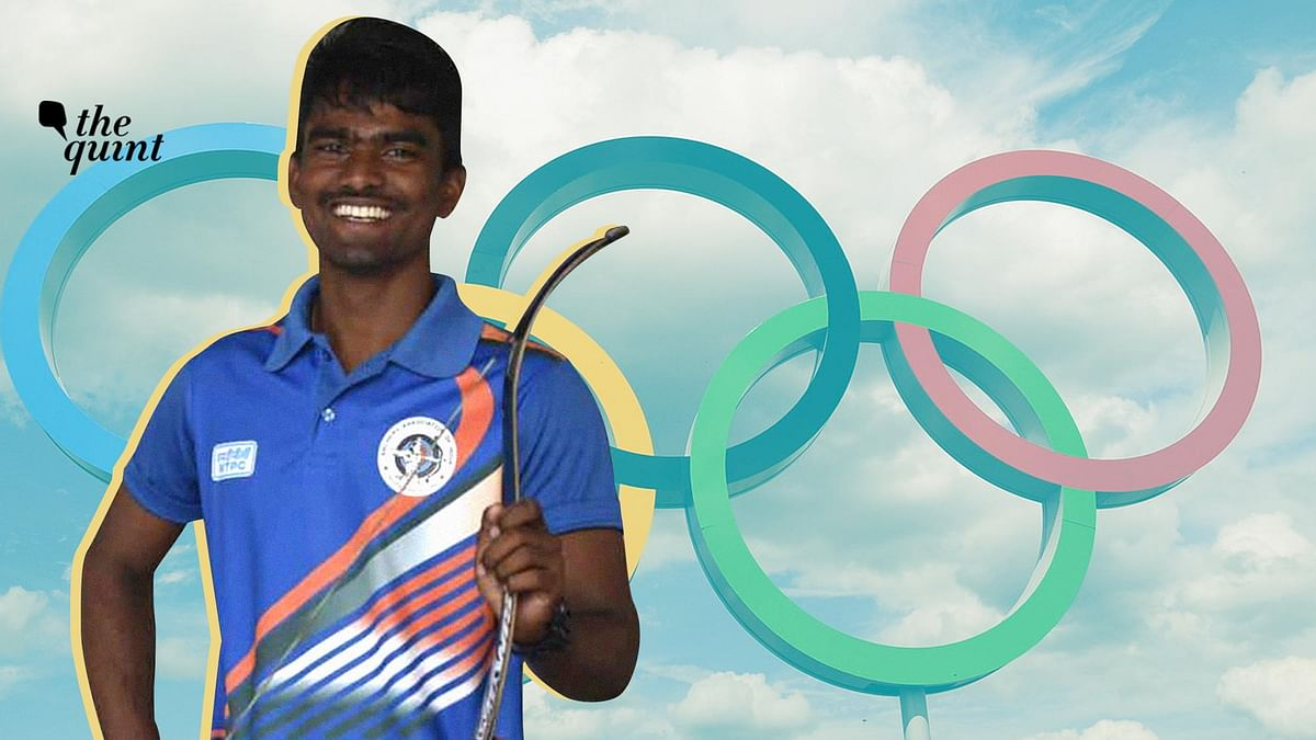 After Fighting Off Poverty & Doubt, Archer Pravin Jadhav Heads to Tokyo