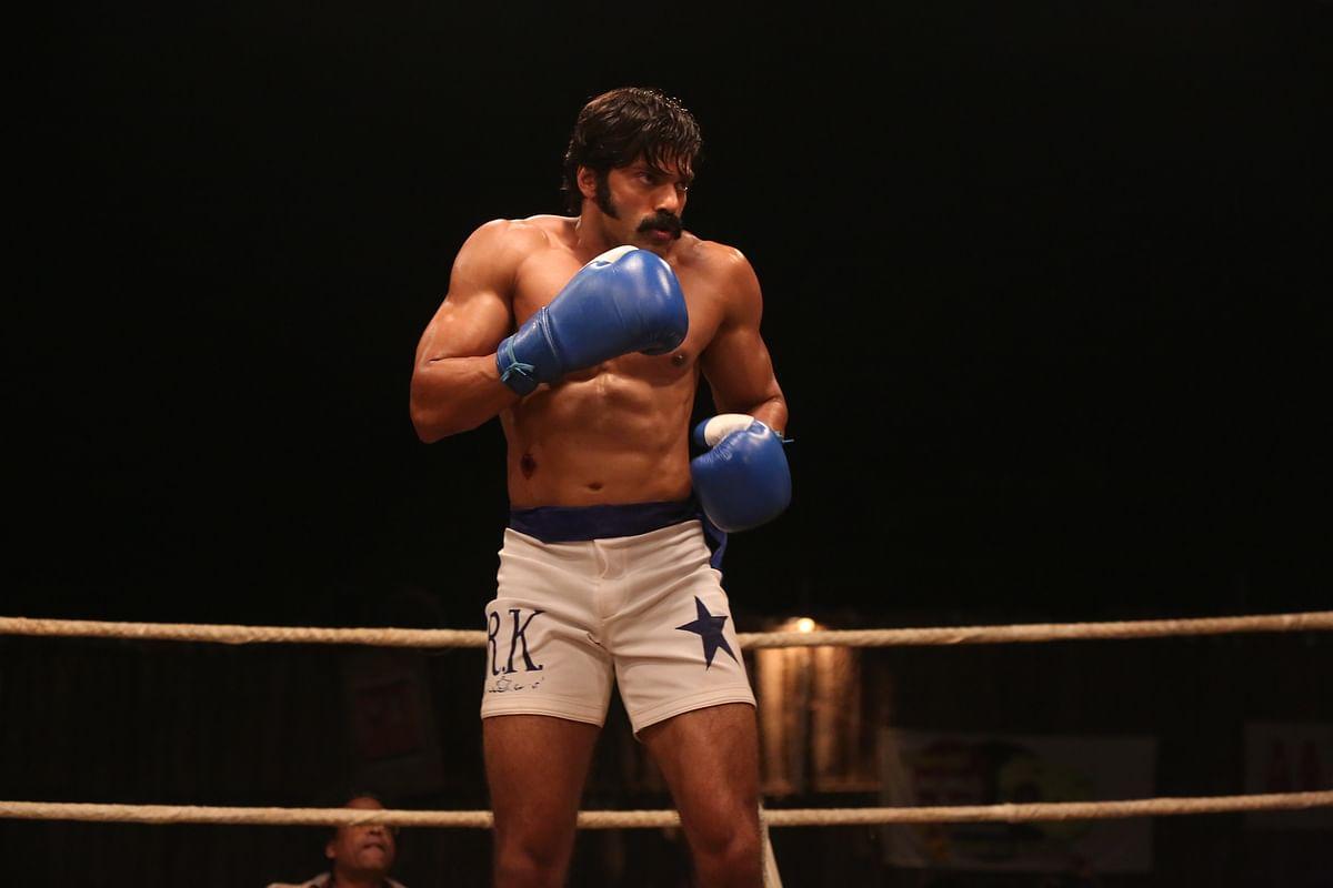 "<div class=""paragraphs""><p>Actor Arya in 'Sarpatta Parambarai,' a film directed by Pa Ranjith.</p></div>"
