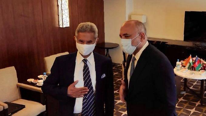 The World & Afghan People Want Same Thing: Jaishankar at SCO Summit