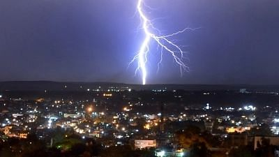 """<div class=""""paragraphs""""><p>At least 74 people were killed due to lightning strikes in three different cities between 11-12 July. Image used for representation.</p></div>"""