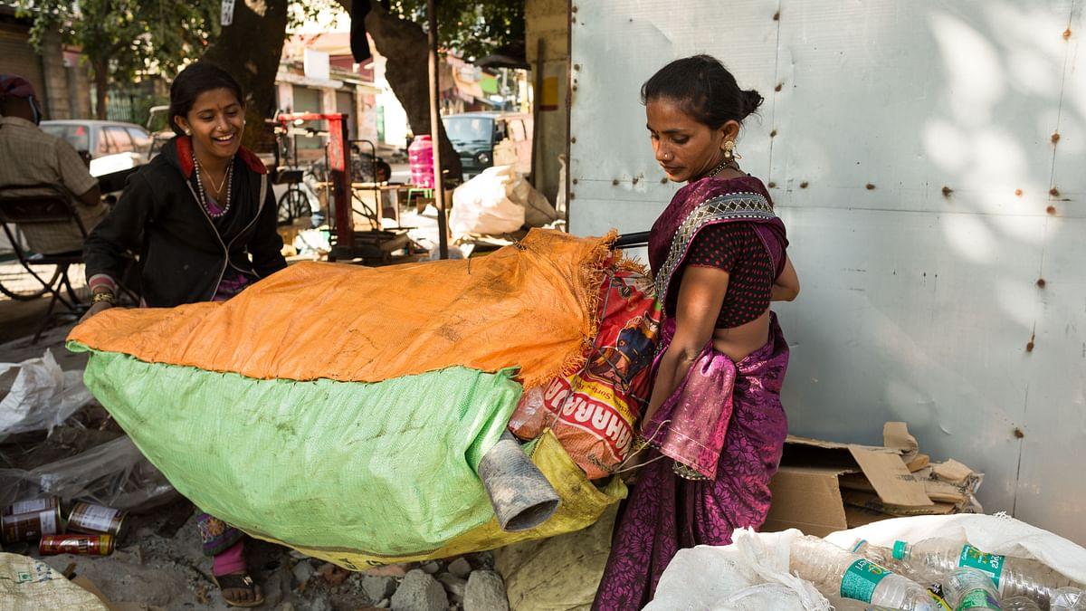 "<div class=""paragraphs""><p>Sanitation workers of Bengaluru doing their work.&nbsp;&nbsp;</p></div>"