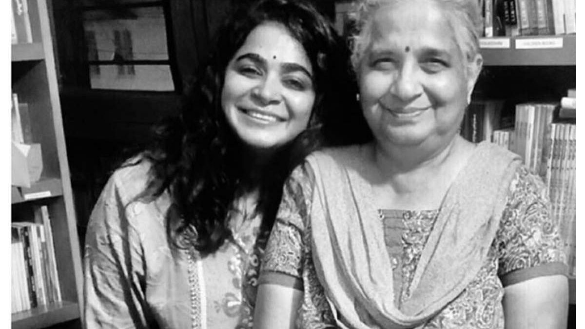 Sudha Murty's Advice to Ashwiny Iyer For Her Debut Book 'Mapping Love'