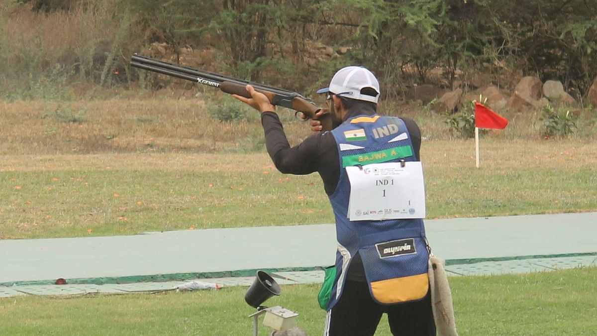 Shooters Angad and Mairaj Eliminated in Qualification Round of Skeet Event