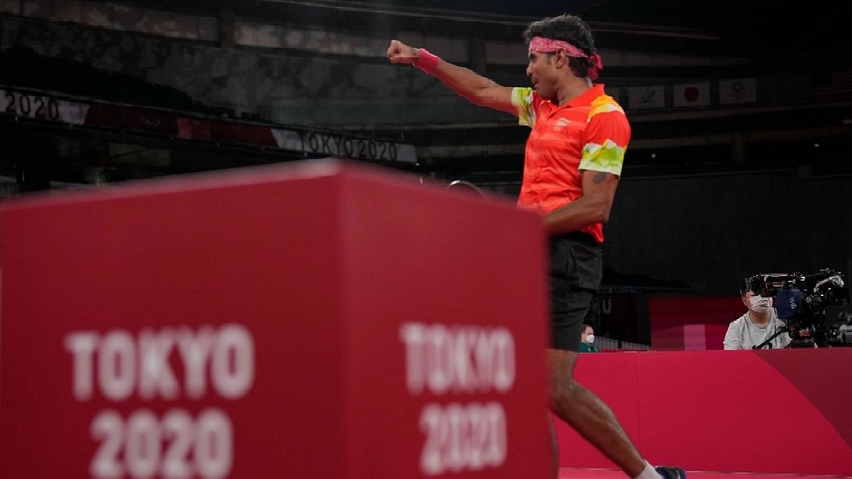 Tokyo 2020: Sharath Kamal Reaches Third Round With Hard-Fought Win