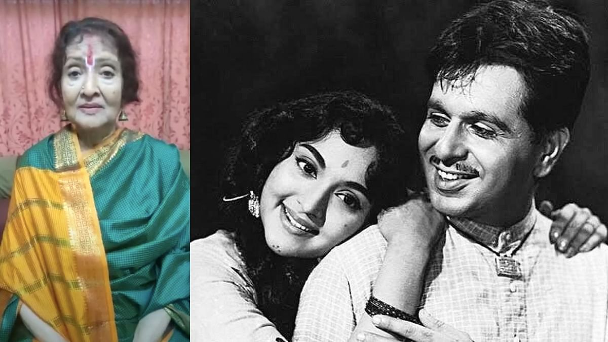 We Were a Good Team: Watch Vyjayanthimala's Tribute to Dilip Kumar