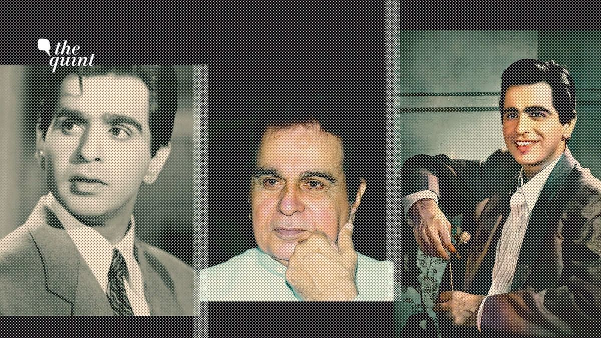 A Tribute to Dilip Kumar, The Superstar & 'Ultimate Method Actor'