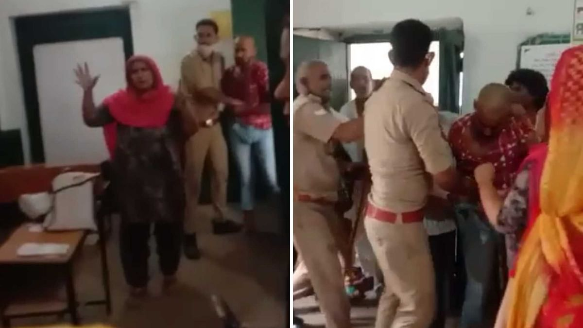 RSS Functionary's Son 'Kills Self' After Brawl; FIR Against 5 Cops