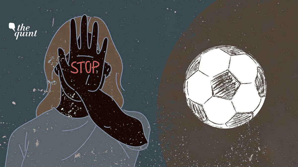 Women Want England To Win Football Matches – So That They're Safe