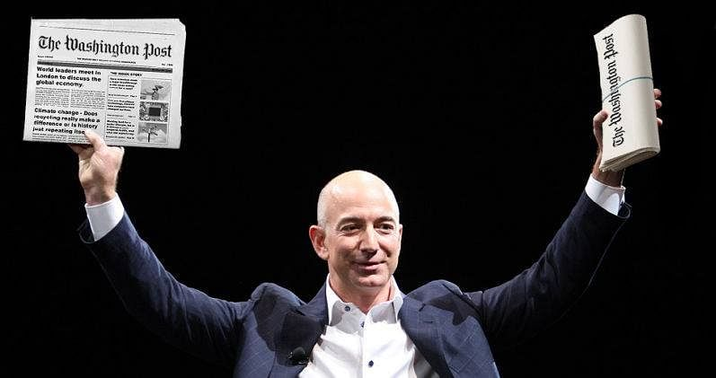 """<div class=""""paragraphs""""><p>Jeff Bezos' phone was infected by spyware.&nbsp;</p></div>"""