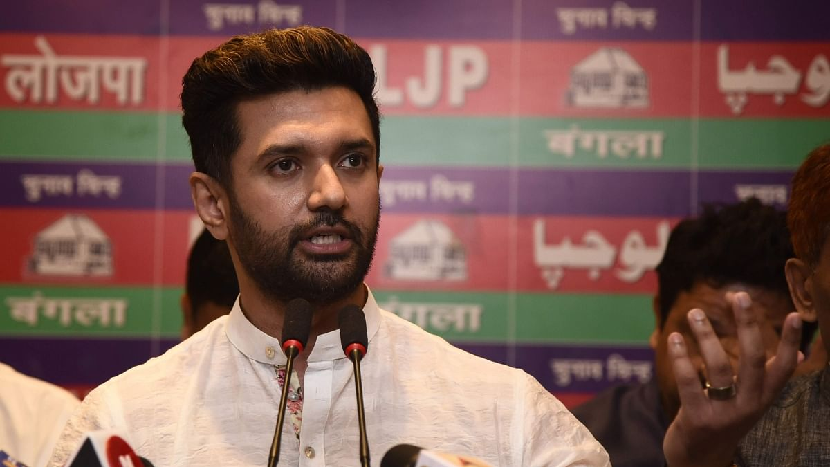 Chirag Paswan Moves HC Against Uncle's Induction Into Modi Cabinet