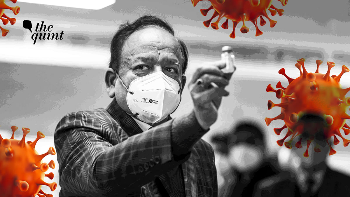 Harsh Vardhan's Endgame: A Doctor Minister Exits the Health Ministry