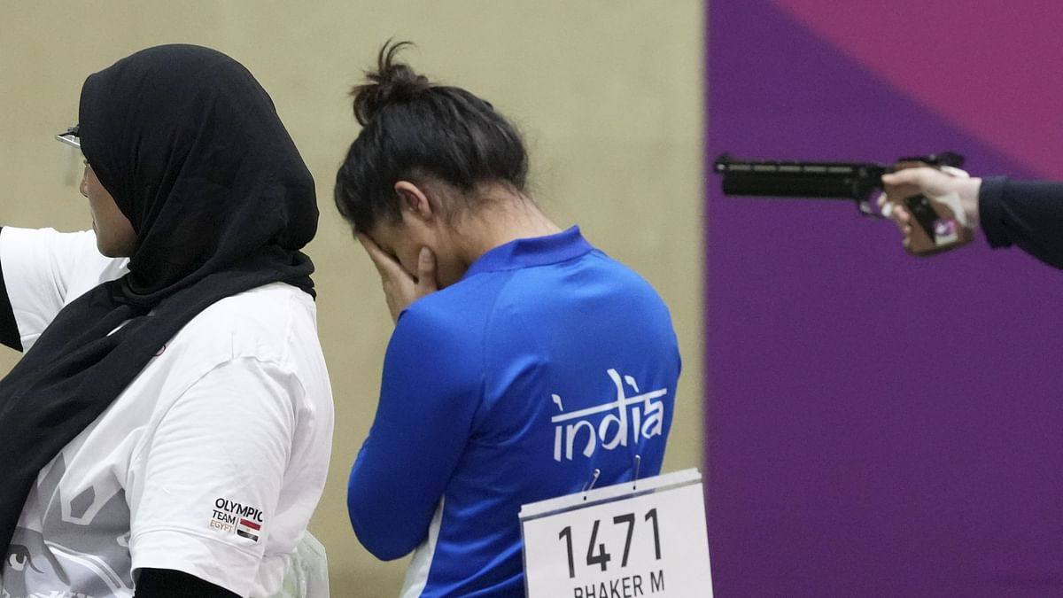 Explained: What Happened to Manu Bhaker's Pistol? Was it Avoidable?