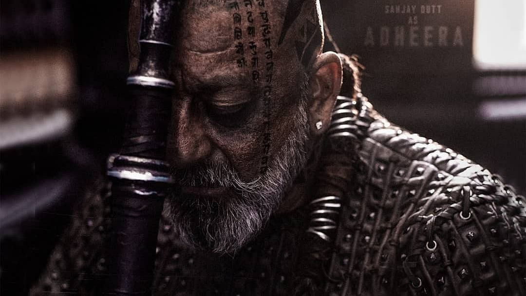 KGF 2: Sanjay Dutt's New Look as Adheera Unveiled on His Birthday
