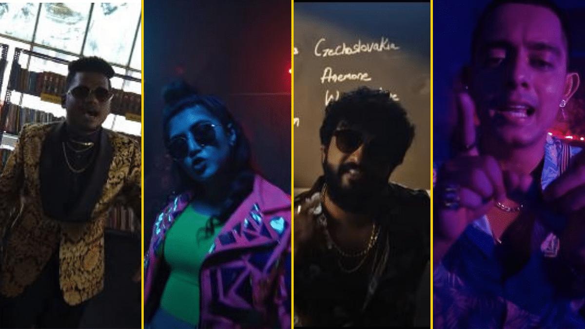 Namma Stories: Arivu, SIRI and Others Shine In Netflix's South Anthem