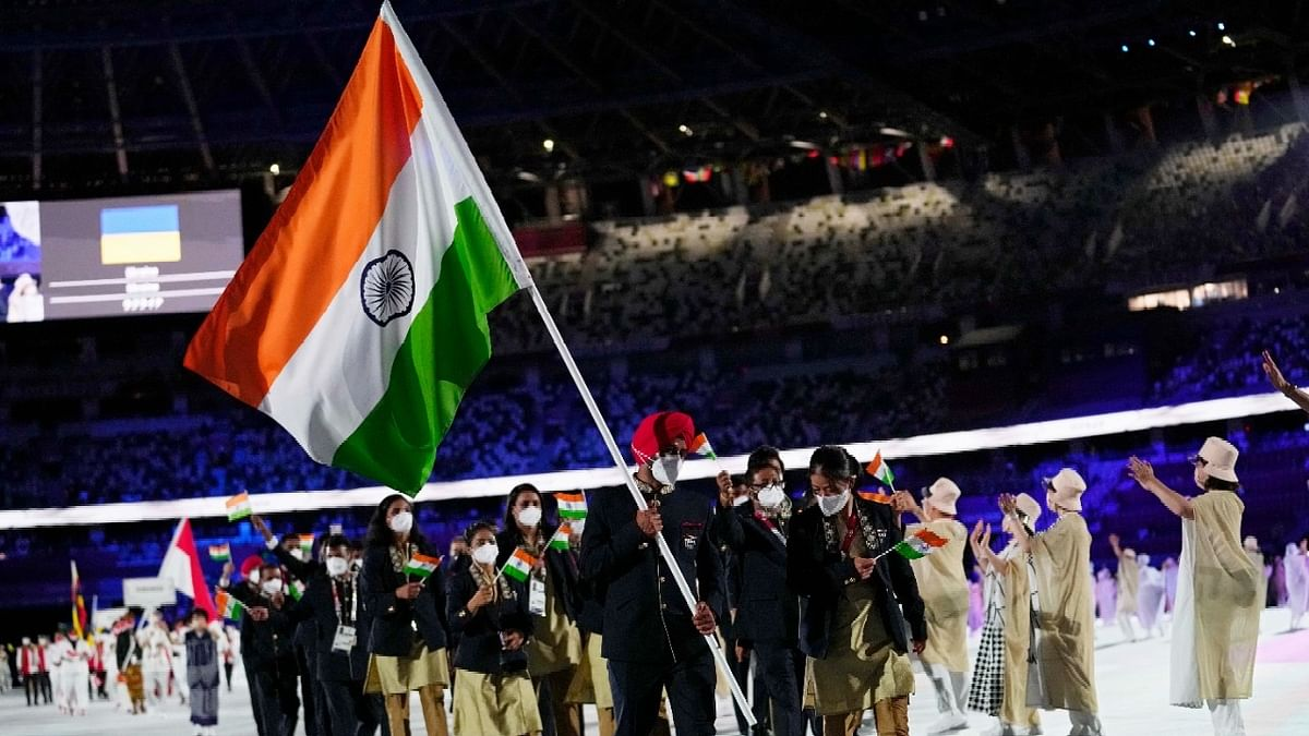 Fans Unhappy As Broadcasters Show Anurag Thakur During India's March Past