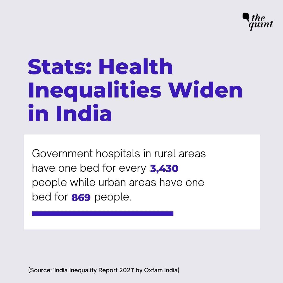 Low Govt Spending Worsened Health Inequalities in Covid: Oxfam Report