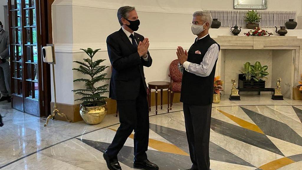 'Few Relationships More Vital Than India-US': Blinken on Meeting EAM Jaishankar