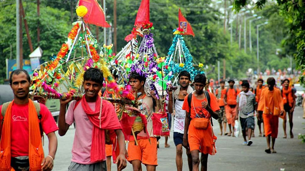 """<div class=""""paragraphs""""><p>The Uttarakhand government has decided to cancel the Kanwar Yatra this year. Image used for representational purpose.&nbsp;</p></div>"""
