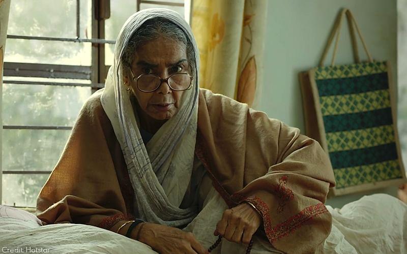 "<div class=""paragraphs""><p>Surekha Sikri in Badhaai Ho.</p></div>"