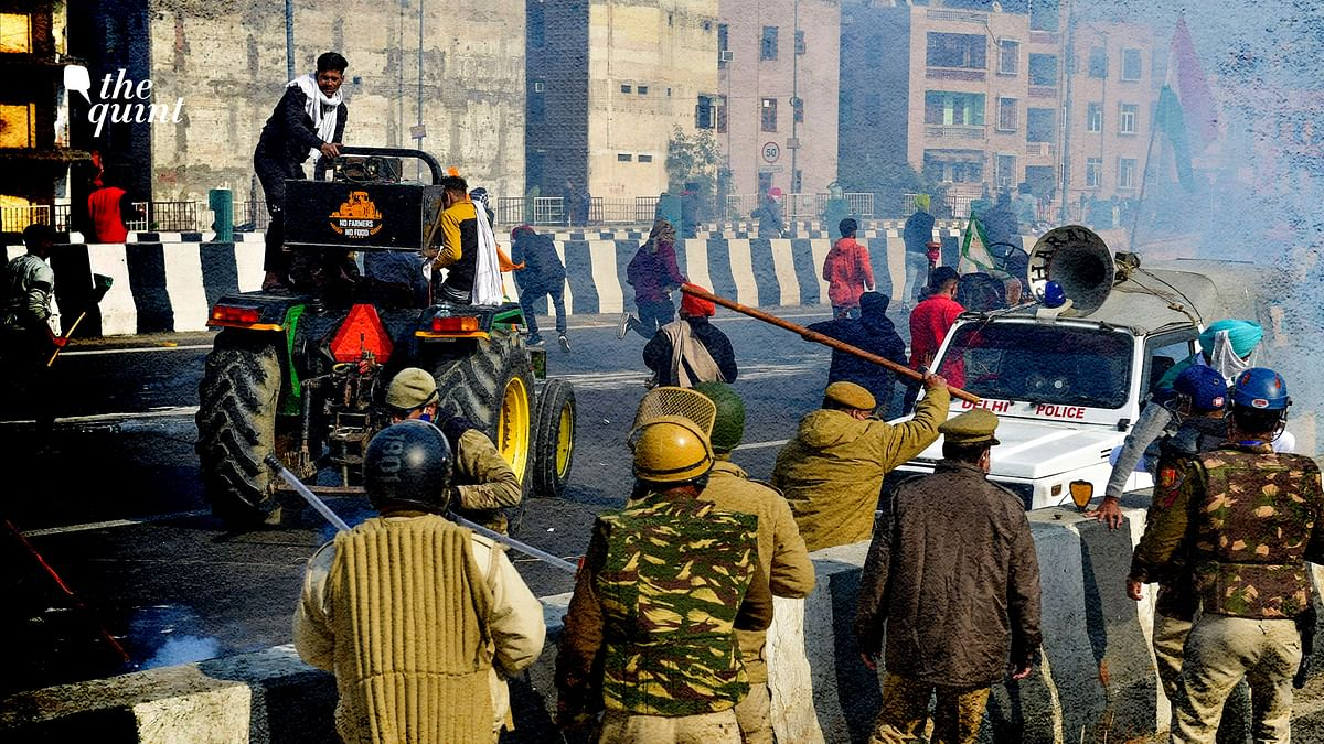 25 FIRs But 1 Chargesheet: Is Delhi Police Lacking Evidence on R-Day Violence?