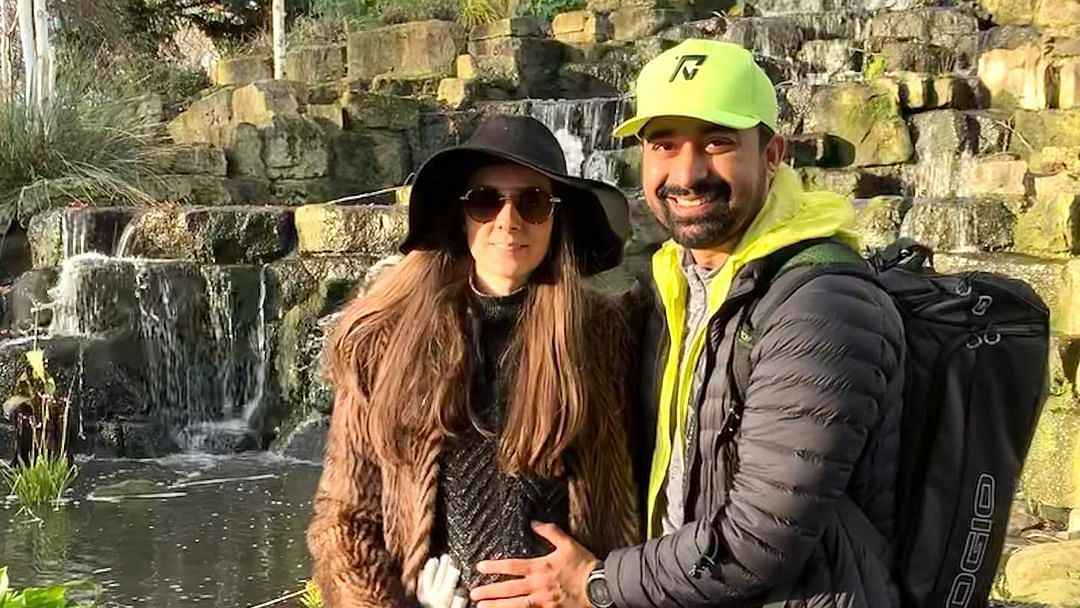 Actor Rannvijay Singha and Prianka Singha Welcome Baby Boy