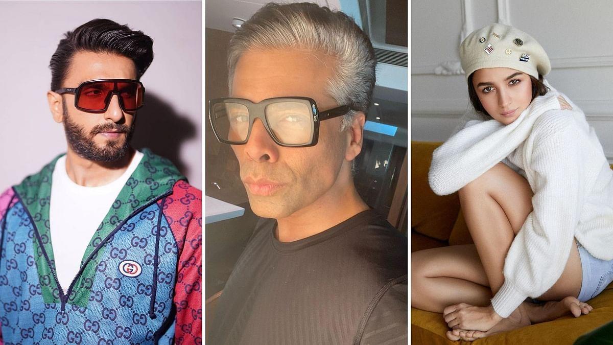 """<div class=""""paragraphs""""><p>Ranveer Singh &amp; Alia Bhatt to star in Karan Johar's 'Rocky Aur Rani Ki Prem Kahani'</p></div>"""