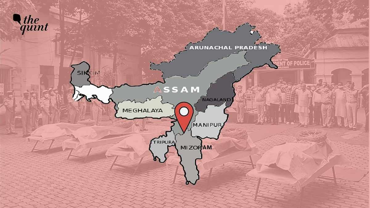 Explained: Why the Assam-Mizoram Border Has Become a Flashpoint