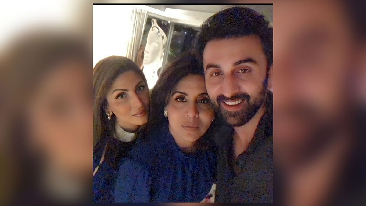 Neetu Kapoor Will Be a Fab Mother-in-Law, Says Daughter Riddhima