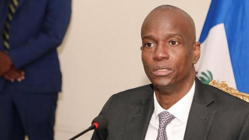 """<div class=""""paragraphs""""><p>Haitian Police accuses 28 people for President&nbsp;Moïse's Assassination. Foreign nationals raided the President's home and shot him a dozen times.&nbsp;</p></div>"""
