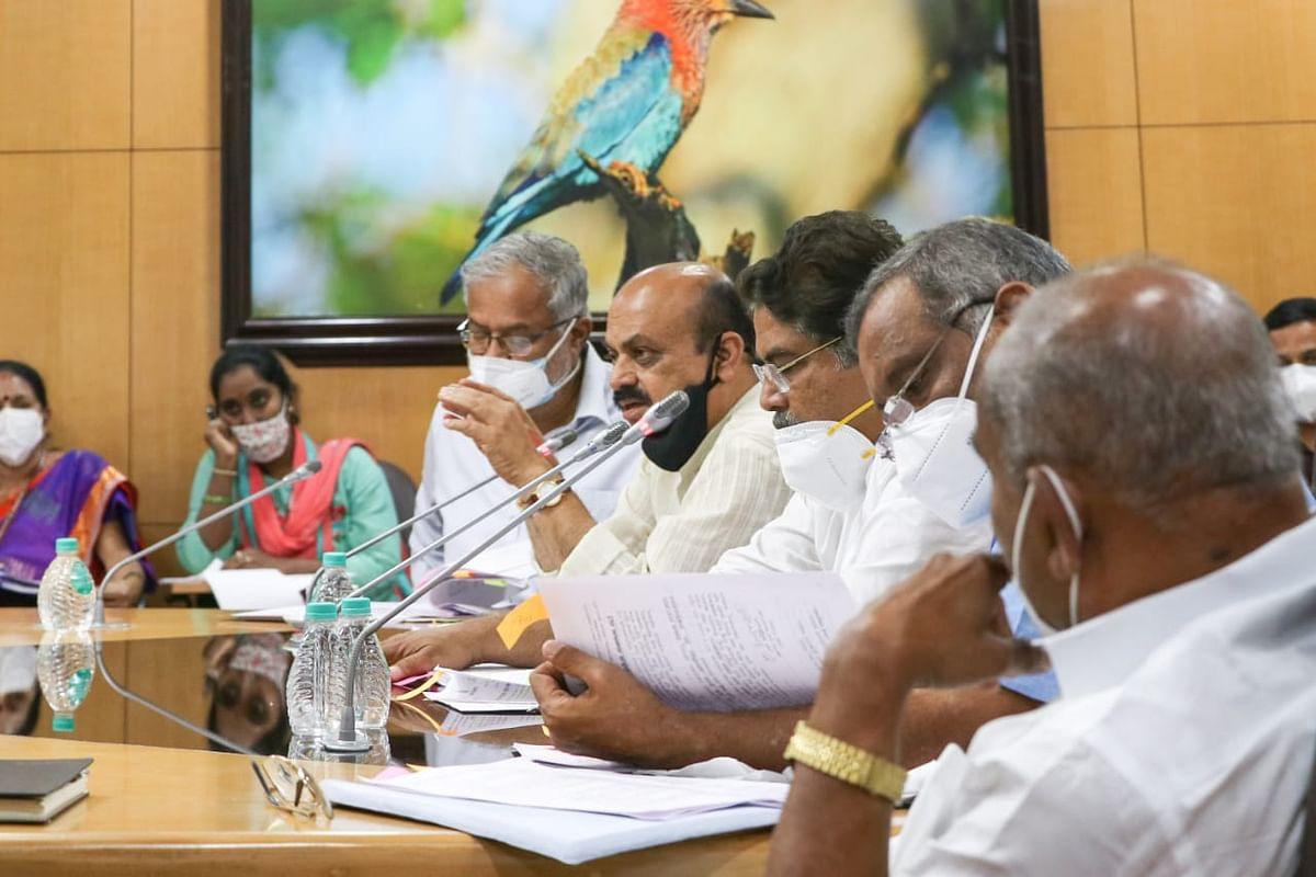 "<div class=""paragraphs""><p>Home Minister Basavaraj Bommai</p></div>"